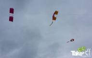 <h5>Vliegers hoog in de lucht</h5><p>De vliegers vlogen bijna allemaal goed aan het einde van deze leuke workshop. Mooi bedrijfsuitje!</p>