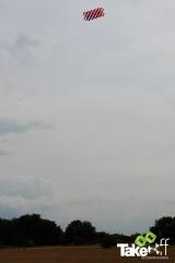 <h5>Megavlieger airborne in Maastricht</h5><p>Megavlieger hoog boven de pietersberg in Maastricht.</p>