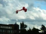 <h5>De winnaar van vandaag.</h5><p>Deze reuzenvlieger voldeed aan alle maatvoeringen, was origineel gebouwd én vloog ook nog erg goed!</p>