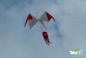 <h5>Uniek model vlieger</h5><p>Deze vlieger was nog nooit eerder gebouwd en hij vloog ook nog!</p>