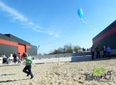 <h5>Lekker rennen met de vlieger</h5><p>Kinderen gaan echt helemaal los met hun zelf gemaakte vliegertjes. Groot succes!</p>