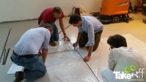 <h5>Verbinding maken</h5><p>Verbinding maken om een vlieger te bouwen maar óók onderling om de contacten te verbeteren! Leuke workshop!</p>