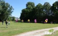<h5>Klaar voor de start</h5><p>De reuzenvliegers staan klaar voor een gezamenlijke start.</p>