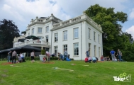<h5>Sonsbeek park teambuilding workshop</h5><p>Teambuilding workshop in villa Sonsbeek. Megavlieger bouwen.</p>