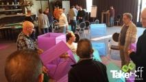 <h5>Teambuilding workshop met vliegers bouwen.</h5><p>Leuke en confronterende workshop met veel evaluatie ingangen voor de trainer.</p>