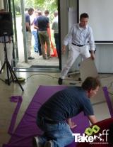 <h5>Workshop Megavlieger bouwen.</h5><p>Leuke werkvorm in een trainingssetting met de nadruk op communicatie.</p>