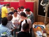 <h5>Teambuilding workshop</h5><p>Mooie Teambuilding workshop waarbij iedereen samenwerkt aan één eindresultaat.</p>