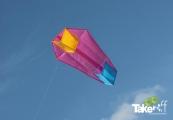 <h5>Reuzenvlieger Harderwijk.</h5><p>Familiedag Harderwijk, reuzenvlieger bouwen.</p>