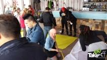 <h5>Teambuilding workshop</h5><p>Leuke teambuilding workshop in Scheveningen. Megavlieger bouwen.</p>