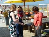<h5>Lekker weer hoort er bij!</h5><p>Lekker weer tijdens deze teambuilding workshop in Zandvoort.</p>