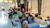 <h5>Workshop Megavlieger bouwen</h5><p>Leuke workshop Megavlieger bouwen waarbij het samenwerken centraal staat.</p>