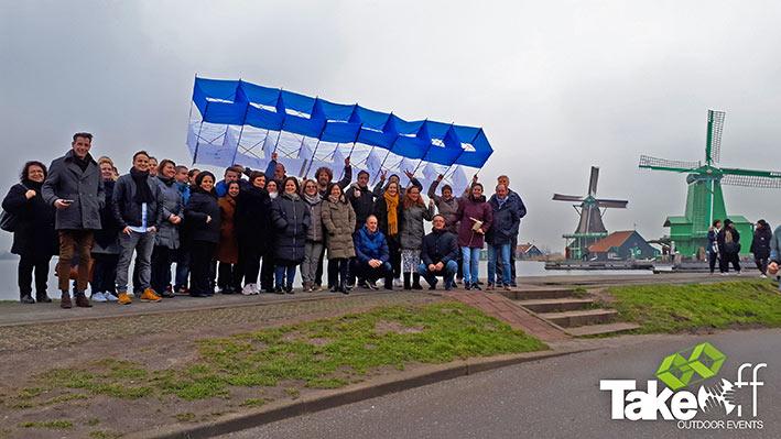 Teambuilding workshop in Zaandam
